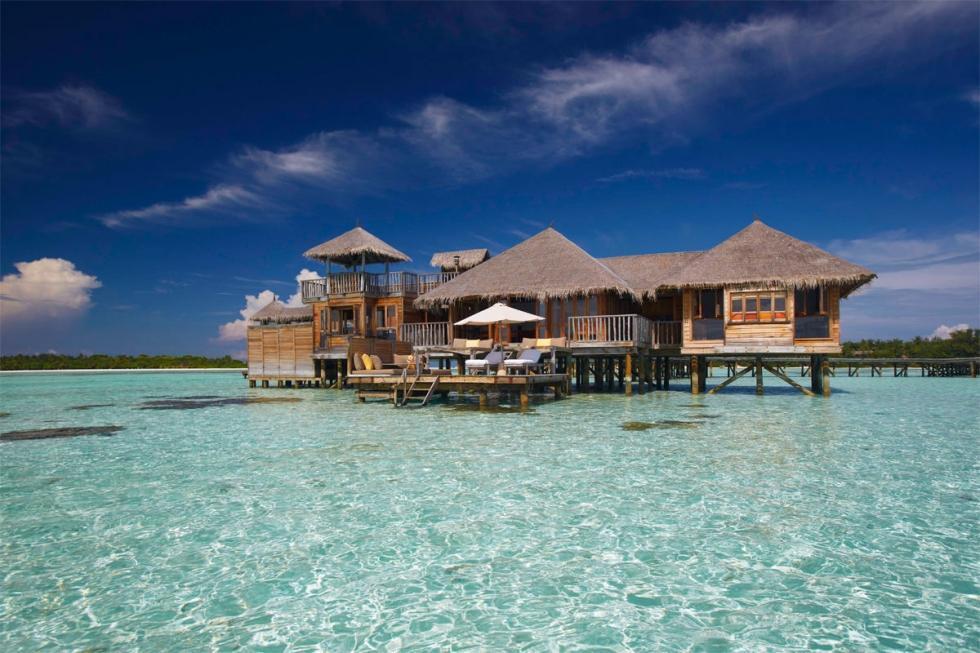 تعطیلات الهی در مالدیو