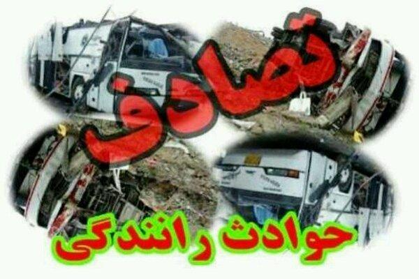 عدم توجه به جلو عامل 30 درصد از حوادث رانندگی استان ایلام