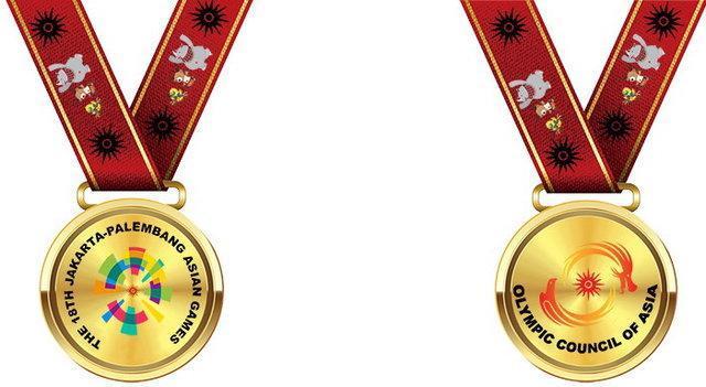 جدول مدالی بازی های آسیایی 2018، چهارمی ایران با 2 طلای کشتی