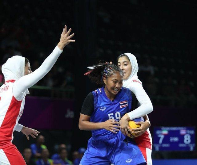 بازیکن تیم ملی بسکتبال سه نفره بانوان: رعایت نکردن نکات فنی باعث باختمان شد