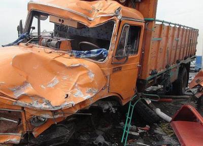 الزام کامیون های قدیمی به نصب گارد، مانع از زیر دریافت سواری