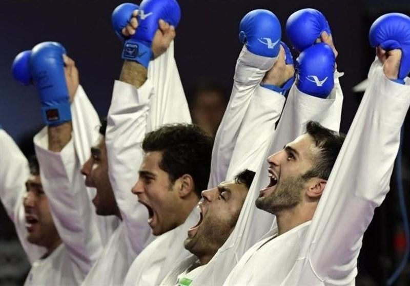 تاریخ سازی کاراته در مادرید با طمع کومیته ایرانی، شهرام هروی کوتاه نیامد و ماندگار شد