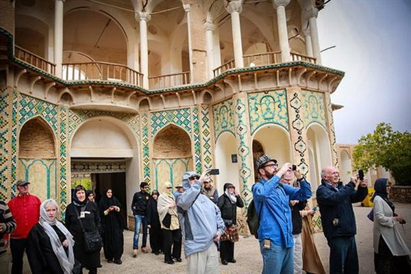 رشد 45درصدی ورود گردشگر به ایران در 5 ماه نخست سال، گردشگران عراقی در صدر جدول گردشگران ورودی