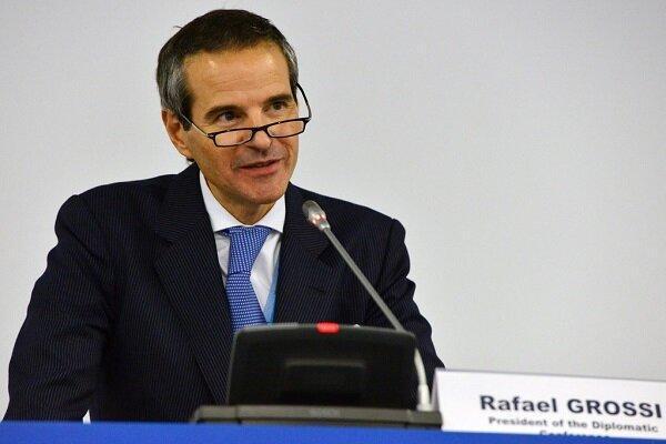 گروسی: ایران همکاری با آژانس در زمینه بازرسی ها را قطع نکرده است