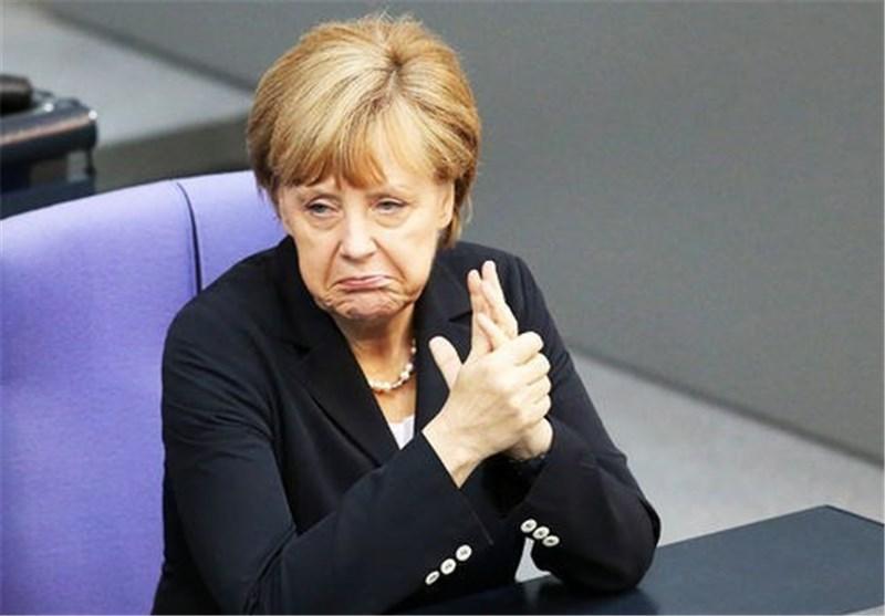 مرکل: لغو تحریم ها علیه روسیه توجیهی ندارد