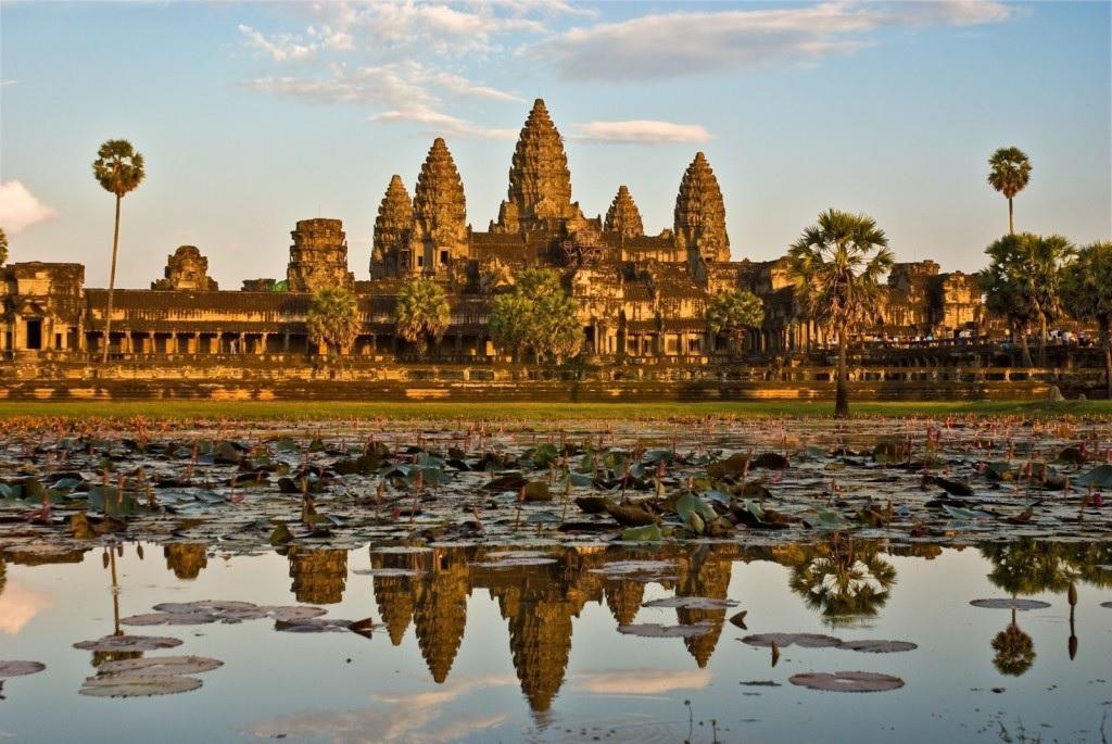 آشنایی با کامبوج