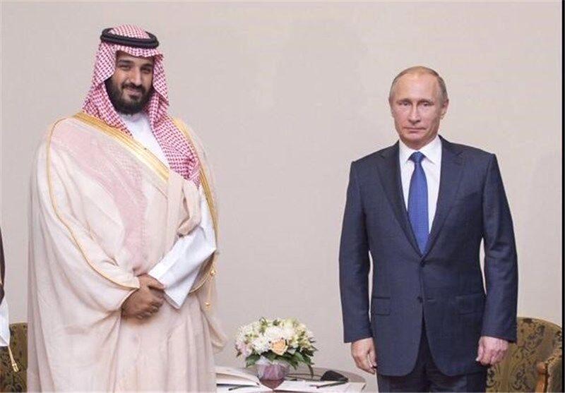 جزئیات گفت وگوی نفتی پوتین و محمدبن سلمان