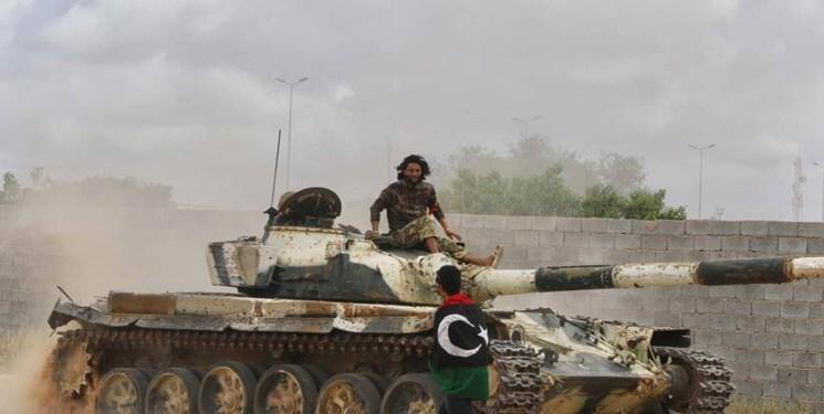 نیروهای دولت وفاق ملی لیبی شهر دیگری را آزاد کردند