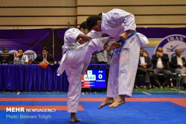 برنامه رقابتهای لیگ برتر کاراته اعلام شد