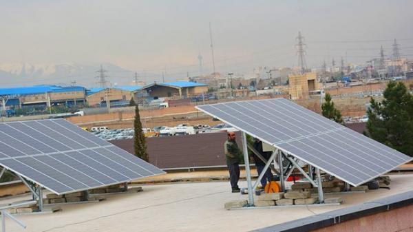 ظرفیت نیروگاه های تجدید پذیر ایران به 859 مگاوات رسید